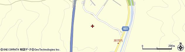 大分県佐伯市長谷3946周辺の地図