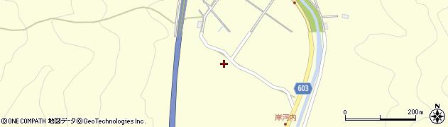 大分県佐伯市長谷3941周辺の地図