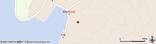 大分県佐伯市米水津大字小浦431周辺の地図