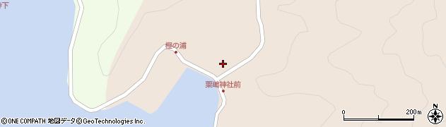 大分県佐伯市米水津大字小浦60周辺の地図