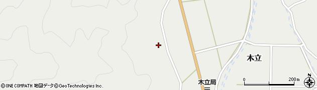 大分県佐伯市木立1018周辺の地図