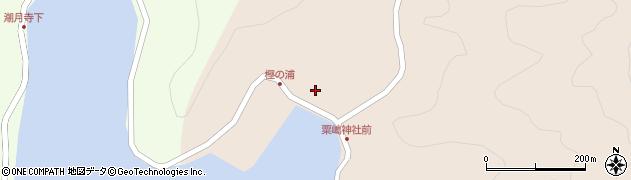 大分県佐伯市米水津大字小浦49周辺の地図