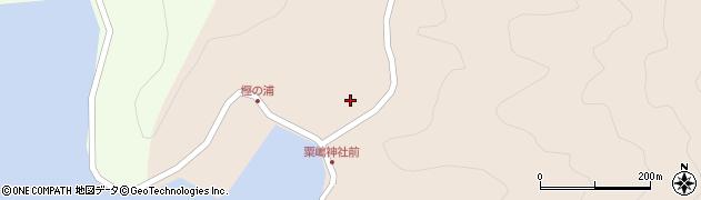 大分県佐伯市米水津大字小浦65周辺の地図