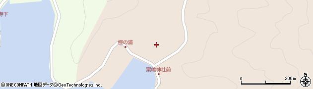 大分県佐伯市米水津大字小浦94周辺の地図