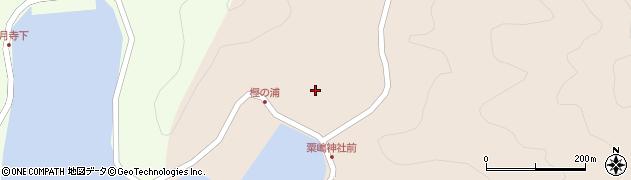 大分県佐伯市米水津大字小浦108周辺の地図