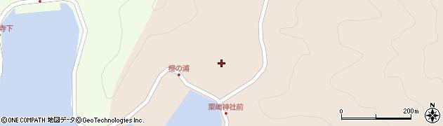 大分県佐伯市米水津大字小浦96周辺の地図