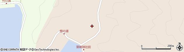 大分県佐伯市米水津大字小浦334周辺の地図