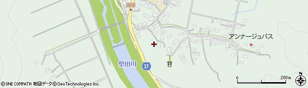 大分県佐伯市堅田5447周辺の地図