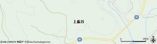 高知県三原村(幡多郡)上長谷周辺の地図