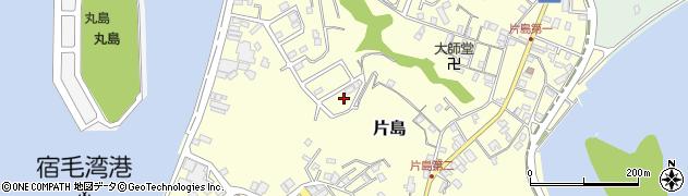 高知県宿毛市片島周辺の地図
