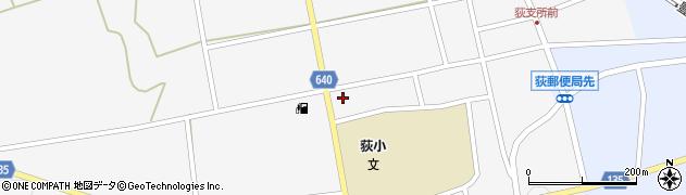 大分県竹田市荻町馬場474周辺の地図