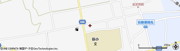 大分県竹田市荻町馬場473周辺の地図