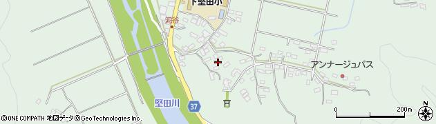 大分県佐伯市堅田5452周辺の地図