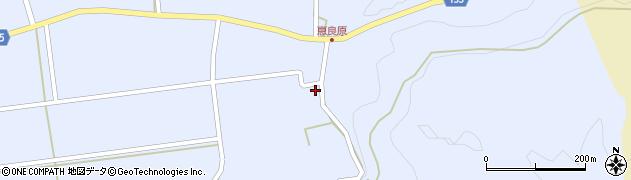 大分県竹田市荻町恵良原2227周辺の地図