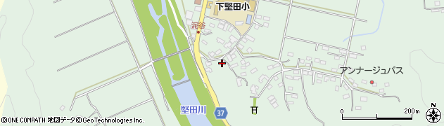 大分県佐伯市堅田5565周辺の地図
