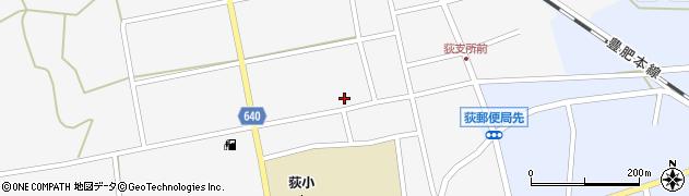 大分県竹田市荻町馬場469周辺の地図
