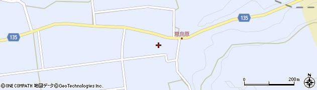 大分県竹田市荻町恵良原2212周辺の地図