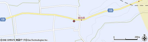 大分県竹田市荻町恵良原2223周辺の地図