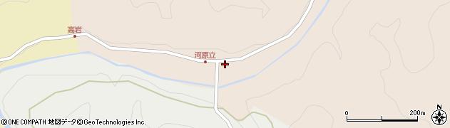 大分県竹田市岩本1273周辺の地図