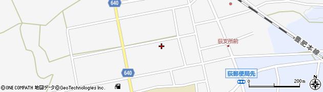 大分県竹田市荻町馬場483周辺の地図