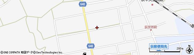 大分県竹田市荻町馬場480周辺の地図