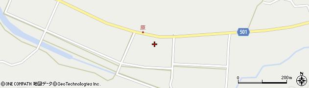 大分県佐伯市木立5591周辺の地図