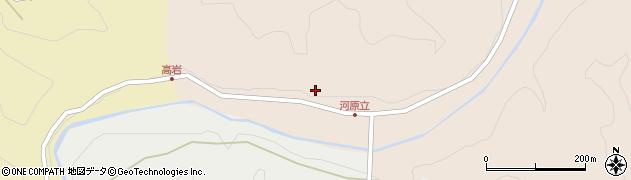 大分県竹田市岩本1236周辺の地図