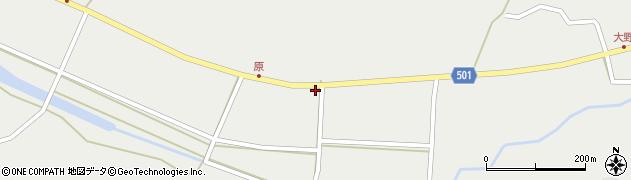 大分県佐伯市木立5565周辺の地図