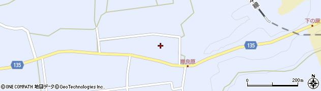 大分県竹田市荻町恵良原2023周辺の地図