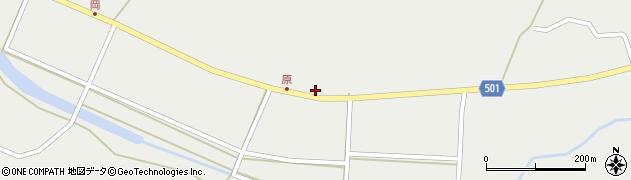大分県佐伯市木立5504周辺の地図