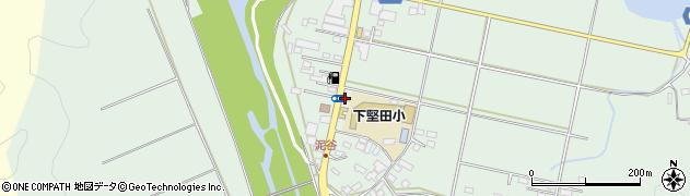 大分県佐伯市堅田6052周辺の地図