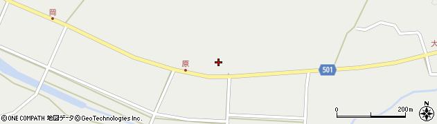 大分県佐伯市木立5597周辺の地図
