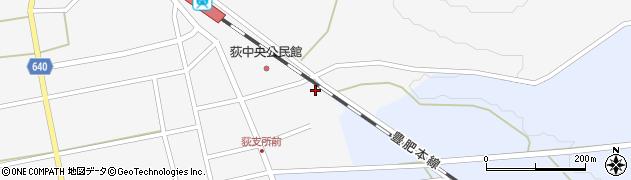 大分県竹田市荻町馬場360周辺の地図
