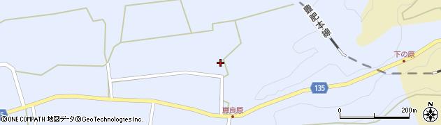 大分県竹田市荻町恵良原1974周辺の地図