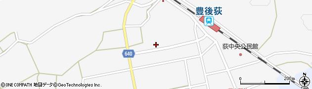 大分県竹田市荻町馬場506周辺の地図