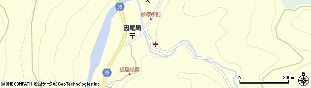 大分県佐伯市本匠大字堂ノ間1140周辺の地図