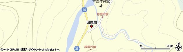 大分県佐伯市本匠大字堂ノ間1034周辺の地図