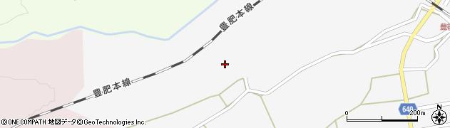 大分県竹田市荻町馬場671周辺の地図
