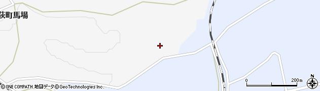 大分県竹田市荻町高城676周辺の地図