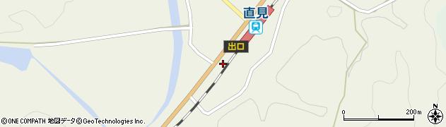 大分県佐伯市直川大字下直見2947周辺の地図