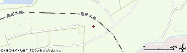 大分県竹田市荻町藤渡860周辺の地図
