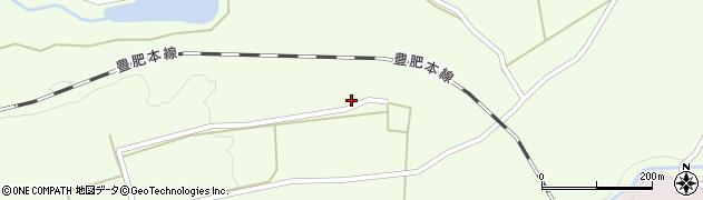 大分県竹田市荻町藤渡901周辺の地図