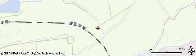 大分県竹田市荻町藤渡784周辺の地図