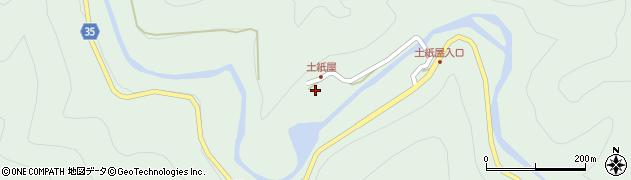 大分県佐伯市本匠大字山部228周辺の地図