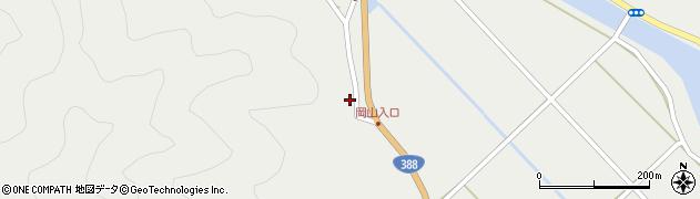 大分県佐伯市木立71周辺の地図