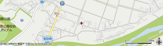 大分県佐伯市長良1006周辺の地図