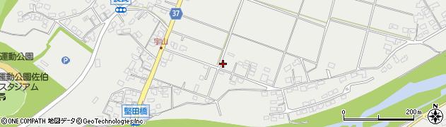 大分県佐伯市長良1011周辺の地図