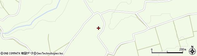 大分県竹田市荻町藤渡582周辺の地図