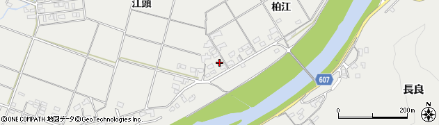 大分県佐伯市長良1963周辺の地図