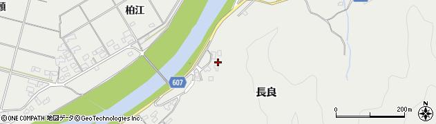 大分県佐伯市長良2479周辺の地図